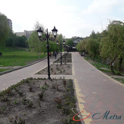 алея Обухов