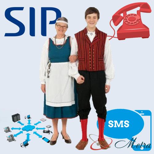 SIP номер Финляндия