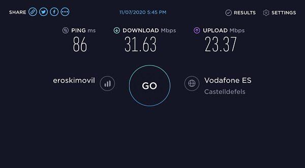 Yolka mobile скорость интернета