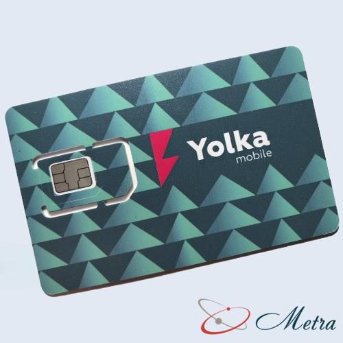 Yolka mobile стартовый пакет