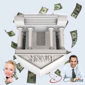 Колл-центр для банка