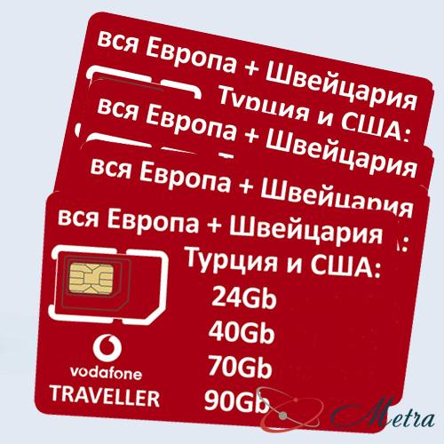 Vodafone Prepago купить